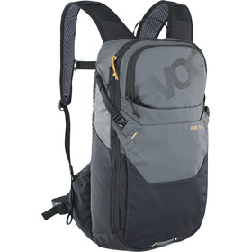 EVOC Ride 12 Backpack, carbon grey/black